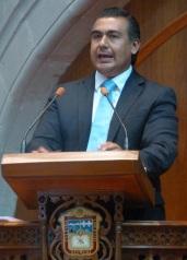 Diputado, Octavio Martínez Vargas. Foto: CSPRD