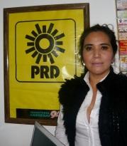 Tercer síndico municipal, Diana Méndez Aguilar. Foto: CSPRD