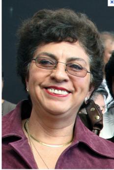 Sara Lovera, periodista. Foto: Las caracolas
