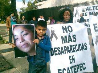 La PGJEM ha reconocido que han encotrado 16 cuerpos de mujeres en una área de Gran canal en Ecatepec. Foto: RAM