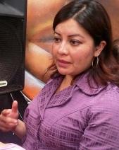 Susana García Esparza. Foto: Archivo