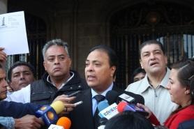 Daniel Medina denunció que alguien en el GDF está protegiendo a las empresas que utilizan aplicaciones y están totalmente fuera de la ley