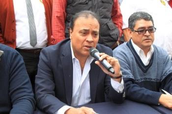 Daniel Medina destacó la serie de problemas derivados de reciente ley que contrario a lo que dice la constitución, los perjudica