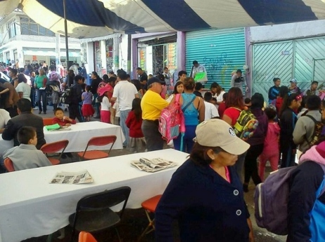 Las ediles municipales atendieron a la ciudadanía y los invitaron a hacer uso de los servicios gratuitos