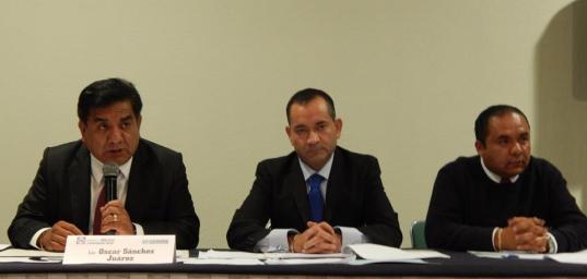 Carlos Cuauhtémoc Velázquez Amador como Secretario General