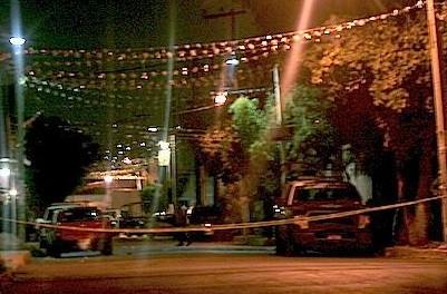 Los hechos ocurrieron en la Tercera Cerrada de Libertad, esquina con avenida Libertad, en Santa Clara. Foto: Tomada de afondoedomex.com