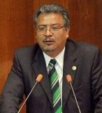 Diputado, Norberto Morales Poblete, del Partido del Trabajo