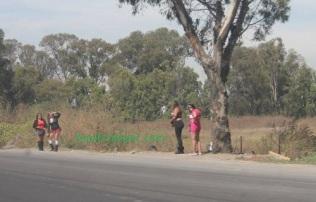 Es la ruta Lechería-Texcoco. Fotos: cortesía Beda Peñaloza