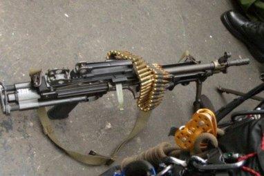 Siete armas de este tipo les fueron robadas a los marinos por al menos cuatro sujetos. jFoto: Internet