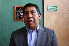 Jaime Chávez Flores, Director General del ITSMIGRA, dice que tienen 360 egresados en diez años. Actualmente tienen 643 estudiantes