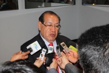 Presidente de la UNAI, Ing. Arq. Eduardo Sánchez Anaya dice que México debe formar pronto su Fondo de Adaptación al Cambio Climático y convertirse en líder de la Red Panamericana que lo combate. Foto: Difunet