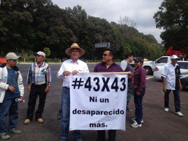 """""""Es inadmisible que después de 40 días y sólo después que la sociedad se movió, hayan dado los resultados"""", aseguró José Alcaraz García, izquierda. Foto: Difunet"""