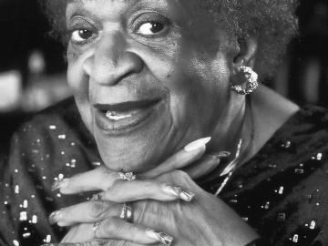 """Ella era verdaderamente la última gran cantante de blues después de la Segunda Guerra Mundial"""", dijo RJ Spangler, especialista en jazz y blues. Foto: Internet"""