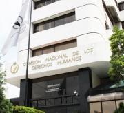 Comisión Nacional de los Derechos Humanos,  sede en la ciudad de México. Foto: Sitio CNDH