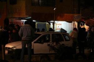 A consecuencia de varias heridas causadas por un arma punzocortante, murió al interior de una vulcanizadora el el encargado. Foto: Tomada de Reforma