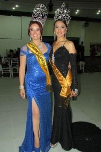 """""""Stephanie Primera"""", fue coronada por su antecesora Leslye Silva"""