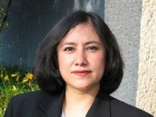 Doctora, Irma Eréndira Sandoval Ballesteros