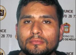 El presunto autor y secuestrador, Iván Bazán Landeros. Foto: PGJEM