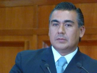Diputado Octavio Martínez, presidente de la Comisión de Seguridad OPública y Tránsito del Congreso local. Fotto: CSPPRD