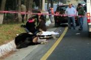 De acuerdo con el reporte de la Policía Federal División Caminos, el percance ocurrió la tarde de este jueves a la altura del kilómetro 37.5 de la vialidad. Foto: Tomada de Reforma
