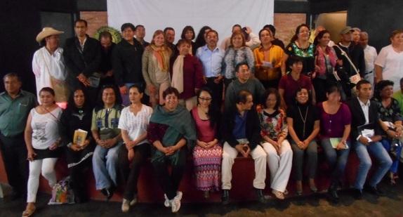 """El Festival se efectuó en el Centro Cultural """"Teodoro Cano"""" en Papantla de Olarte, Veracruz, con la asistencia de escritores y de artistas gráficos y artesanales"""