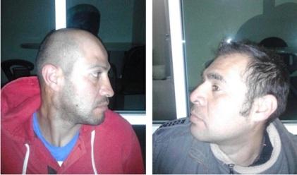 Los detenidos responden a los nombres de Jesús Contreras Hernández, de 36 años de edad y Raymundo Meneses Pérez, de 32. Foto: CSE