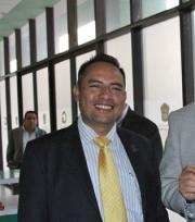 El representante del PRD ante el IEEM, Javier Rivera Escalona. Foto: Archivo