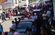 Mítin de panistas este martes, en Huixquilucan. Foto: Lector24