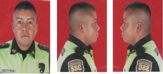 El oficial estaba adscrito al Primer Agrupamiento de Chalco. Foto: SIR